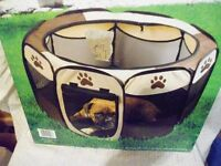 Brand New In Box  Pet Store Portable Pet Play Pen 36 in X 36 in