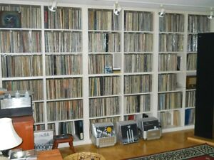 Vinyl Record Collection, 20000 selections Private Collection