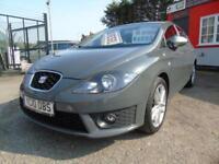2010 Seat Leon 2.0 TDI CR FR 5dr, FSH,12 months mot,Warranty,Low rate finance...