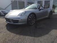 2012 Porsche 911 S 2dr PDK Automatic Petrol Cabriolet