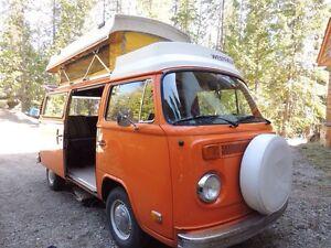 VW bus/camper for sale!