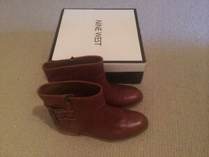 New in box Nine West booties