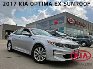 2017 Kia Optima EX Sunroof | Demo