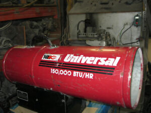 natural Gas Heater 150000 BTU