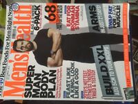Ultimate Men's Health gut shredding bundle 74 mags + many other Extras
