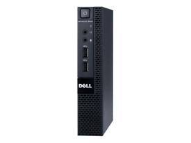 Dell Optiplex 3020 Micro Intel i3 4Th Gen 3GHz 8GB RAM 120GB SSD Win 1