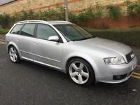 Audi A4 Avant 1.8T Limited Edition 2004MY