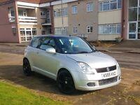 2006 SUZUKI SWIFT 1.3 12 MONTHS MOT GREAT FIRST CAR