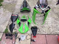 Zx10r fairings