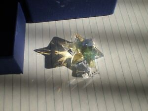 "Swarovski Crystal Figurine- "" Star "" Kitchener / Waterloo Kitchener Area image 5"