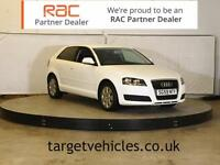 2009 AUDI A3 1.6 MPI ~FULL SERVICE HISTORY~RAC WARRANTY~FINANCE AVAILABLE~