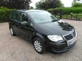 Volkswagen Touran 1.9TDI ( 105ps ) ( 7st ) 2009MY S