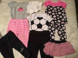 Girl's 12-18 Month Spring/Summer Essentials #2