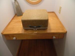 Machine à écrire Royal de 1953.