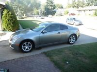 2005 Infiniti G35 Coupe (2 door) O.B.O