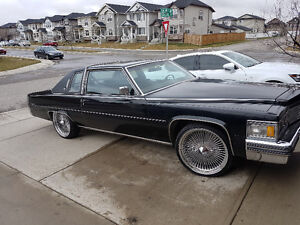 1979 coupe deville for trade