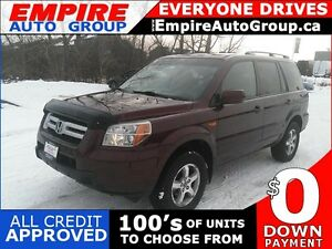 2008 HONDA PILOT POWER GROUP * LOW KM * 8 PASSENGER
