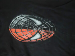 Boys Size 4 Spiderman 3 Cotton Short Sleeve T-Shirt by Marvel Kingston Kingston Area image 2
