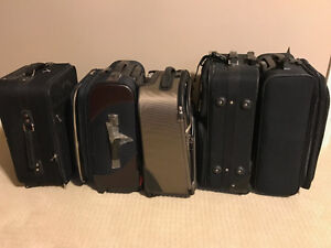 Luggage - Assorted Boarding Cases