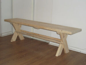 BENCHES FOR SALE