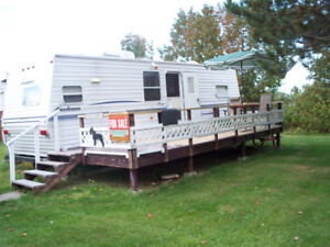 2002 Coachman Catalina Travel Trailer