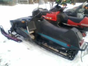 1994 YAMAHA PHAZER ELECT.START.NO.REV.CALL.780.240-9380