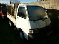 2007 Piaggio Porter BREAKING FOR SPARES Pick Up Petrol Manual