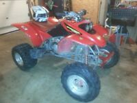 Honda Supertrax 2002