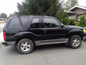 2001 Ford Explorer VUS