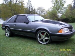 1989 supercharged mustang