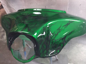 "Motorcycle paint repairs & bodywork ""SPECIAL PRICE "" 3 pcs Windsor Region Ontario image 9"