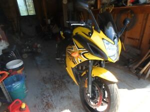 2009 Yamaha FZ-6R for sale
