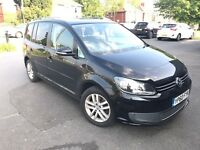 2010 VW Touran 2.0TDI SE Black