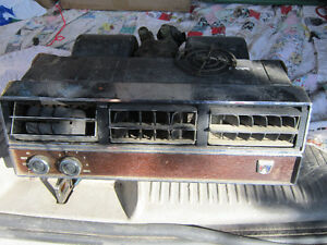 Under Dash AIR AC Units 1960's ?? * Ford Parts *