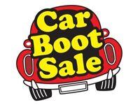 Hamilton Accies car boot sale