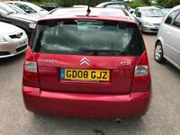 2008 Citroen C2 1.4i 8V ( 75bhp ) VTR - 3KEEPERS - MOT01/18 - 3STAMP