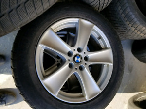 BMW X5 RIMS ND TIRES FOR 2007-2009 X5 TRUCK