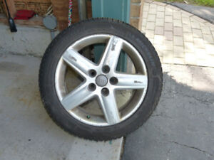 Winter Tires Package Michelin X-ICE 3 for Audi