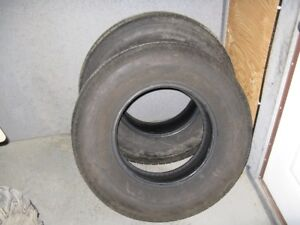 pneus pour remorque 16''