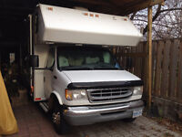 1999 RV MOTER HOME 24FT SALE