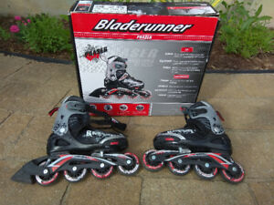 Patins à roues alignées pour enfant ajustables Bladerunner