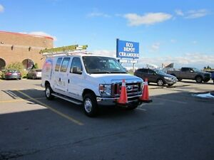 2012 Ford E-250 Minivan **The company decals have been removed**