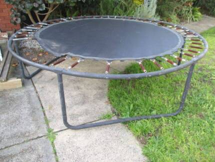 exercise play trampoline round medium size Armadale Armadale Area Preview