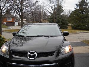 2011 Mazda CX-7 SUV, Crossover