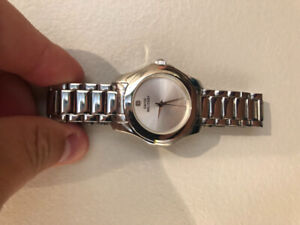 Swiss military - stainless steel watch.