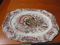 Large Turkey Platter In Brand New Condition