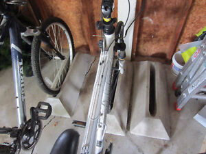 Concrete Bike Stand (rack)