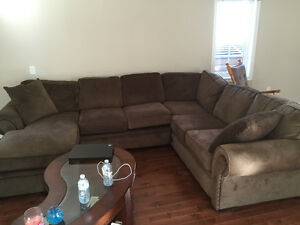 New couch- sectional