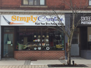 2000 Sq ft Commercial Property for rent July 1