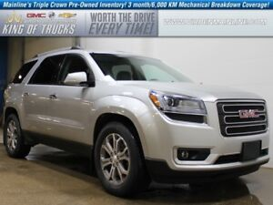 2013 GMC Acadia SLT-1 | Power Liftgate | Bose Sound System
